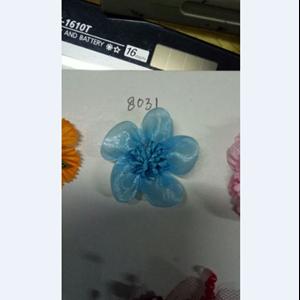 Bunga Artificial Kain Model 9