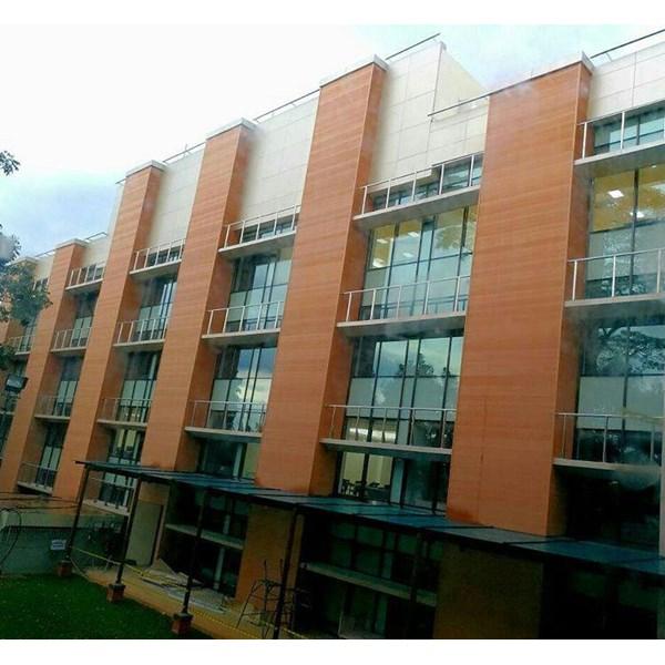 Panel Dinding WPC Kayu Asri