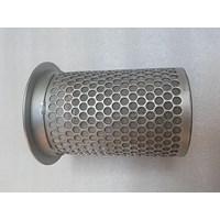 Suku Cadang Mesin : Chiller Compressor Overhaul (Gas Suction Strainer) 1