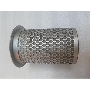 Suku Cadang Mesin : Chiller Compressor Overhaul (Gas Suction Strainer)