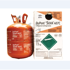 Sell Refrigerant Dupont Suva 407C from Indonesia by PT  Trivali