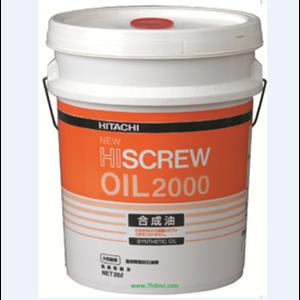 New Hiscrew Oil 2000 Hitachi