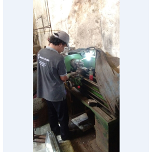 Jasa Potong Dan Tekuk Plat Besi 2 By CV. Mulyo Tekhnik