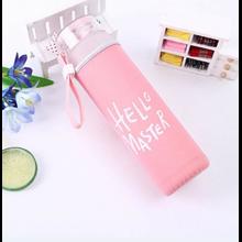 Botol Hello Master  plastik 450 ML