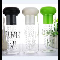 Botol Minum Infused Transparant B01 1