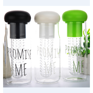 Botol Minum Infused Transparant B01