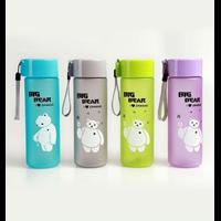 Botol Minum Karakter Big Bear New Edition 550ml  1