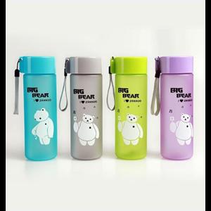 Botol Minum Karakter Big Bear New Edition 550ml