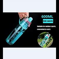 Botol Minum Sport New B B60 New Button With Button Spray 600ml 1