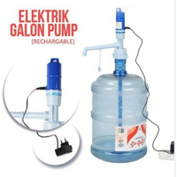 Jual Pompa Galon Rechargeable