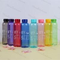 Botol minum aqua 550ml