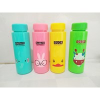 Distributor My Bottle Infused Water MOTIF ANIMAL 500ml - Botol Minum Karakter H-302 3