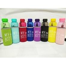 Botol minum aqua 1000ml