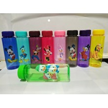 My Bottle Infused Water Motif DONALD DUCK 500ml - Botol Minum Donald Duck H-228
