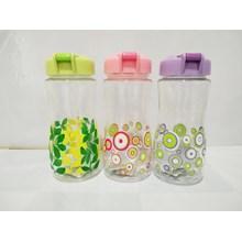 Botol Minum Plastik 450 ml - Botol Minum H-7176