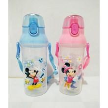 Botol Minum Anak Tali Mickey Mouse  450ml - Botol Minum H-1710