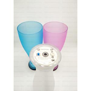 From Magic Glass LED Light No Sensor 700Ml - H-24 LED Glass 3