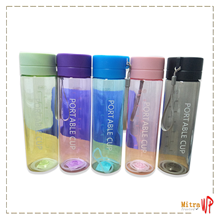 Botol Minum Portable Cup Bening 750ml - Botol Air