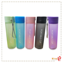 Botol Minum Portable Cup Doff 750Ml - Botol Air Mi