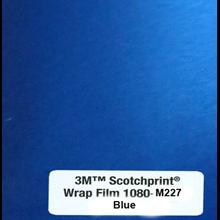 Car Wrap Film 3M 1080 M227 Matte Blue