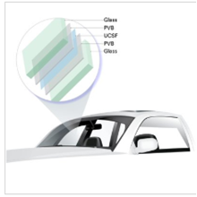 Kaca Film 3M™ Ultra-Clear Solar Film for Automotive Laminated Glass