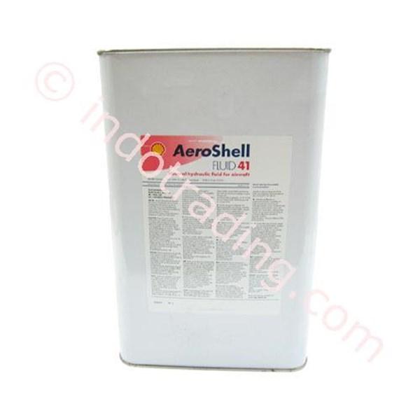 Oli Dan Pelumas Aeroshell Fluid 41 ( Asf 41 )