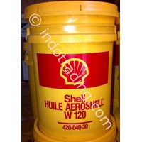 Oli Dan Pelumas Aeroshell Oil W120 ( Aso W120 )