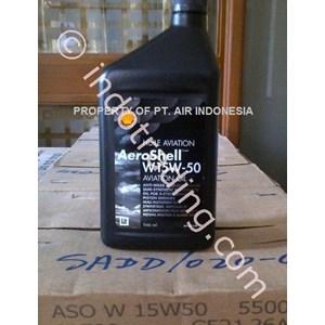 Oli Dan Pelumas Aeroshell Oil W15w-50 (Aso W15w-50)