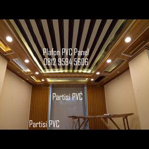 Plafon Pvc Partisi Pvc Panel