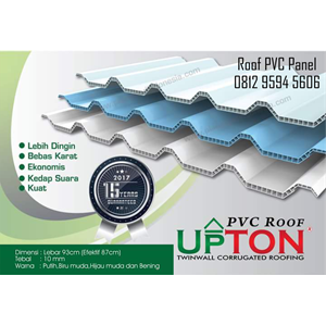 Atap Upvc Panel