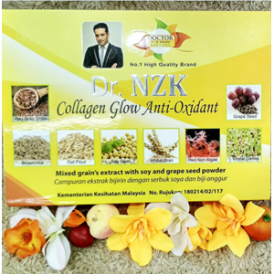 Minuman Pemutih Kulit Collagen
