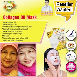 Collagen 3D Mask