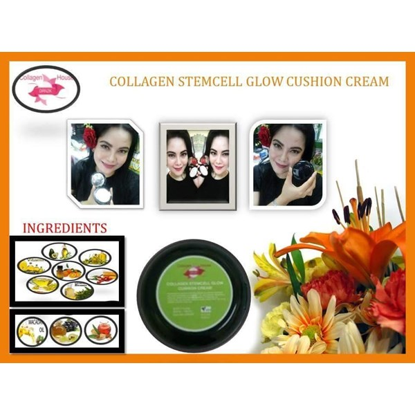 Collagen Stemcell Glow Cushion Cream