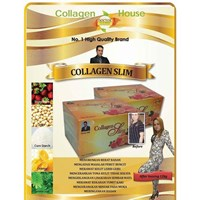 Pengurus Badan Collagen Slim