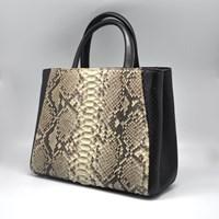 Tas Kulit Dan Handbags Frances Tas Wanita Kulit Python
