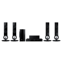 Home Theater Samsung  Blu-ray 5.1 Ch HT - J5150HK