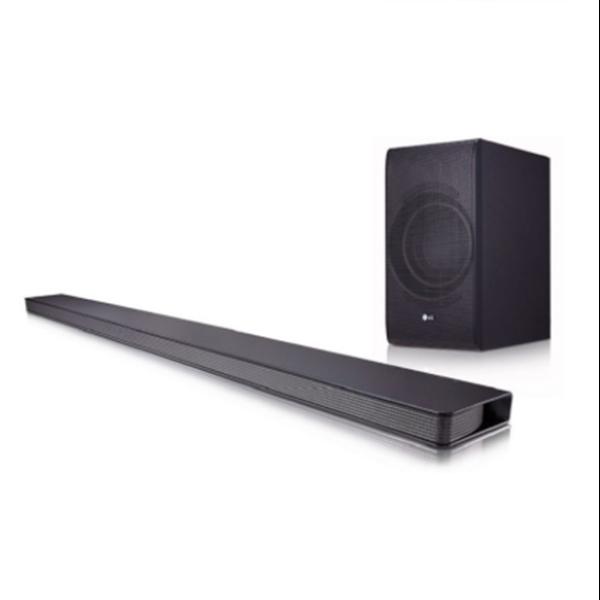 Speaker Soundbar LG 4.1 Ch SJ8