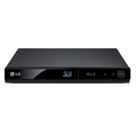 DVD Player LG Blu-ray Disc™ BP325 3D 1