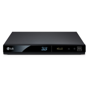 DVD Player LG Blu-ray Disc™ BP325 3D