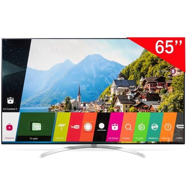 LG 65SJ850T 65″ Super UHD 4K Smart TV