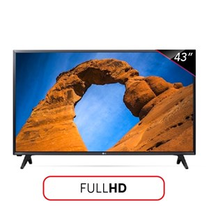 TV LED TV LG 43 Inch Type 43LK5000 Full HD New 2018