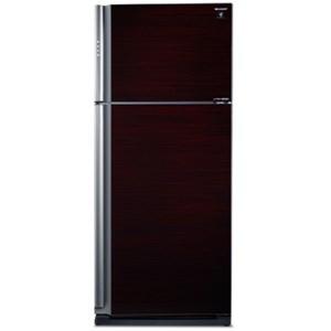 Sharp SJ-IP861NLV-BK Kulkas Dua Pintu