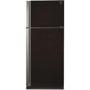Kulkas Dua Pintu Sharp SJ-IP761NLV-BK Inverter 622 Liter