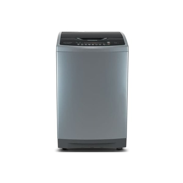 MESIN CUCI TOP LOADING SHARP ES-F1208X-SL 12 KG QUICK WASH INVERTER