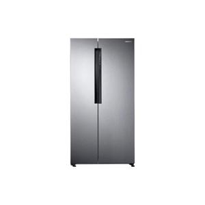Kulkas Dua Pintu Samsung RS62K6007S8 Kulkas Side by Side with Twin Cooling 674 L