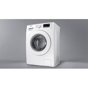 Mesin Cuci Front Loading Samsung WW70J42G0KW Kapasitas 7 Kg Washer With Digital Inverter