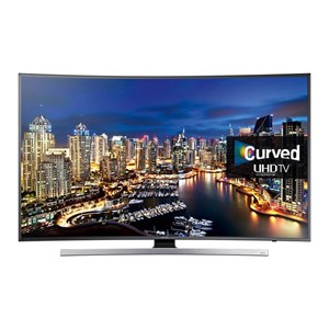 Dari TV LED Samsung 48JU7500 UHD 3D Smart Curved TV 0