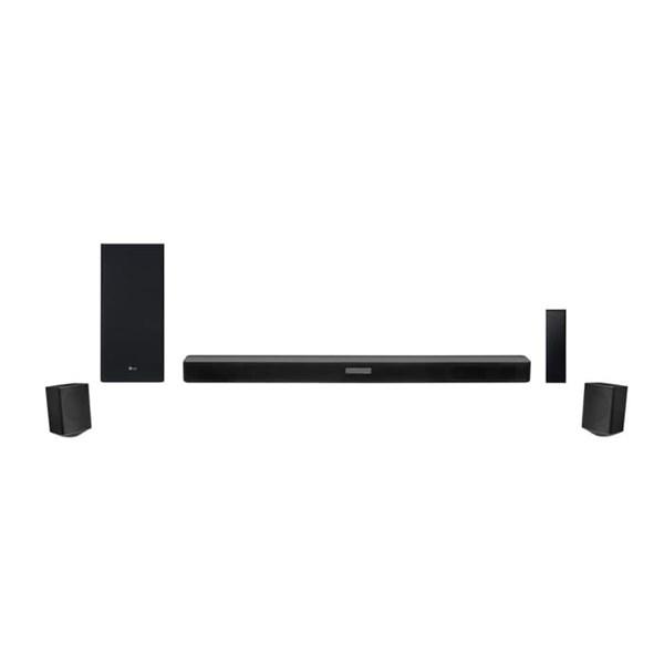 Bluetooth Speaker SOUNDBAR LG SK5R SPEAKER SURROUND NIRKABEL