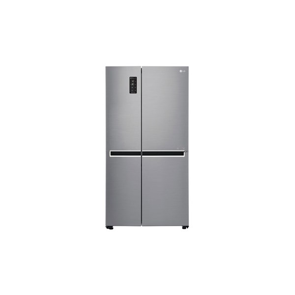 Two Door Side By Side Refrigerator LG GC-B247SLUW Inverter 626 L