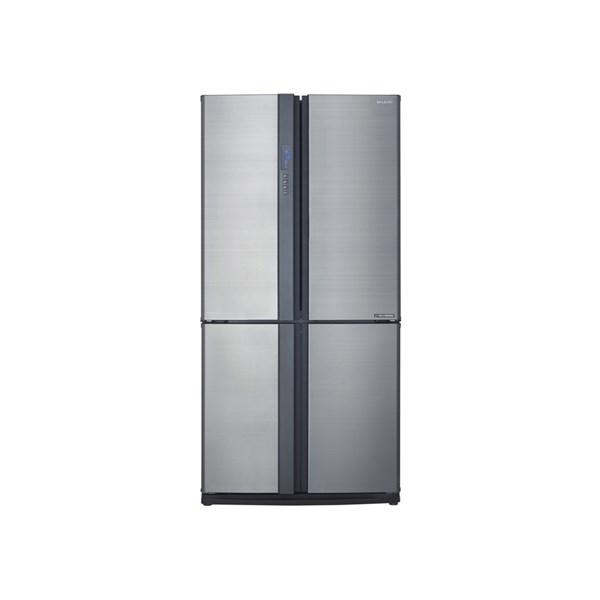 Kulkas Dua Pintu Side By Side Sharp SJ-IF85PB-SL 640 L
